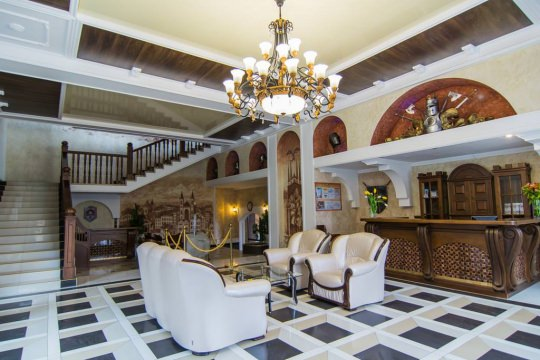 Отель «Камелот»