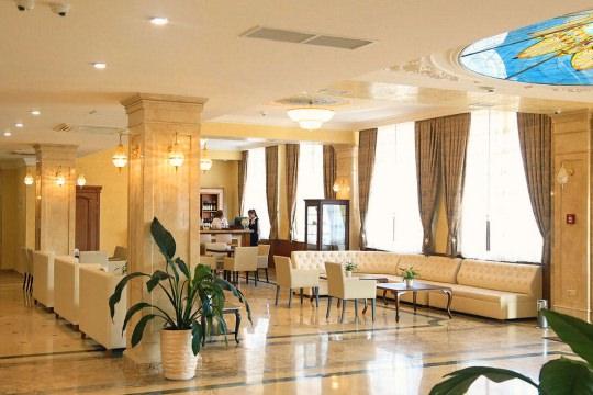 Отель «Рибера Резорт и Спа»