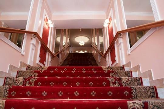 Отель «Тарантино»