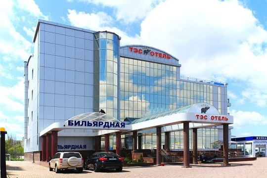 Отель «ТЭС-Отель»