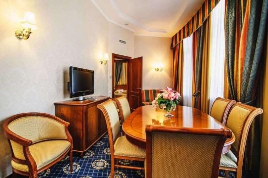 Апартамент «Лев Голицын»