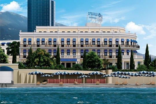 Отель «Ореанда»
