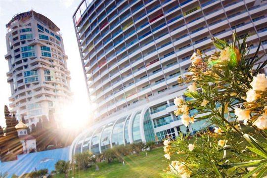 Отель Респект Холл (Respect Hall) (Кореиз)