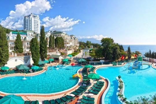 Отель «Пальмира Палас»