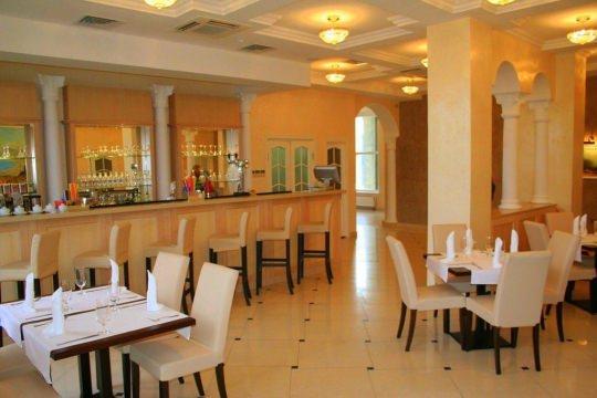 Отель «Вилла Аль Марин»
