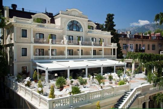 Отель «Вилла Елена»