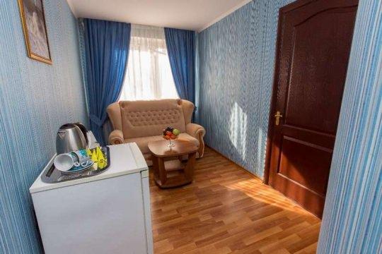 2-х комнатный Семейный (корпус №1)