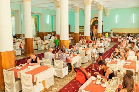 Парк-отель «Романова» (Евпатория)