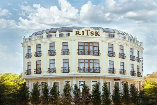 Отель «Ритск» (Евпатория) — «Ritsk»