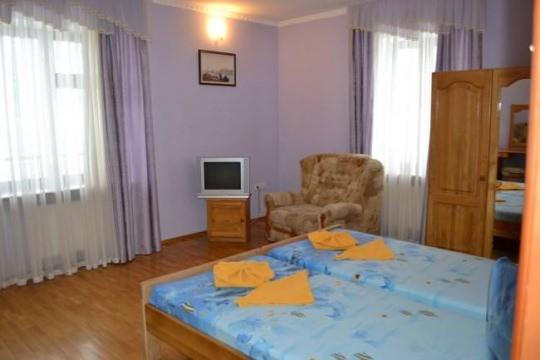 Апартаменты 1 комнатные (2 дополнительных места)