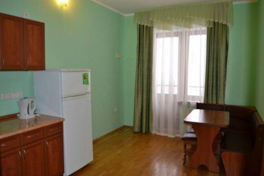 Апартаменты 1 комнатные 2-х местные