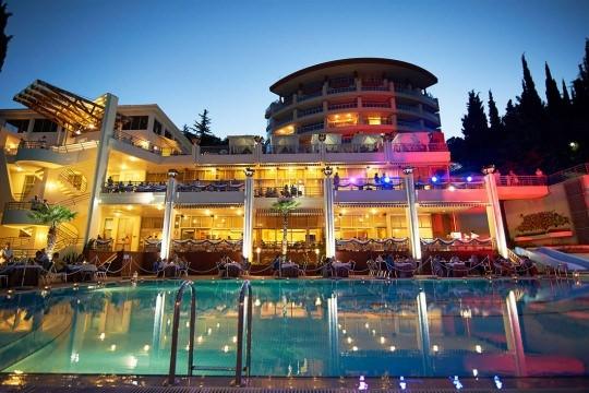 Отель «Море» (Алушта)