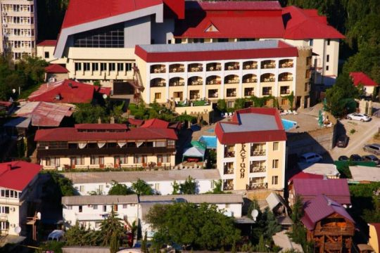 Отель «Бастион» (Судак)
