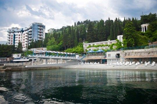 Парк-отель «Актер» (Ялта)