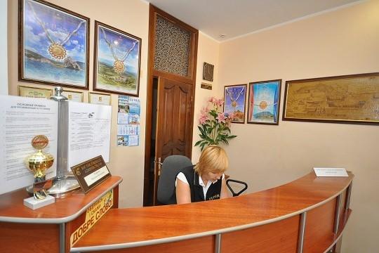 Гостиница «Сурож» (Судак)