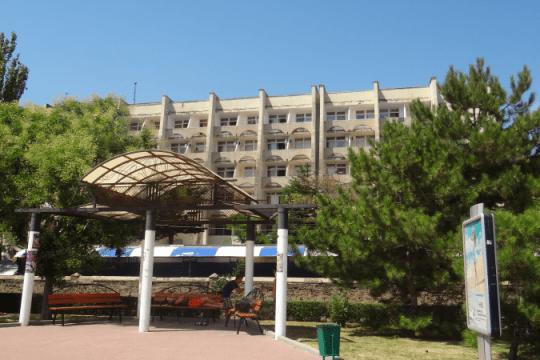 Санаторий «Восход» (Феодосия)