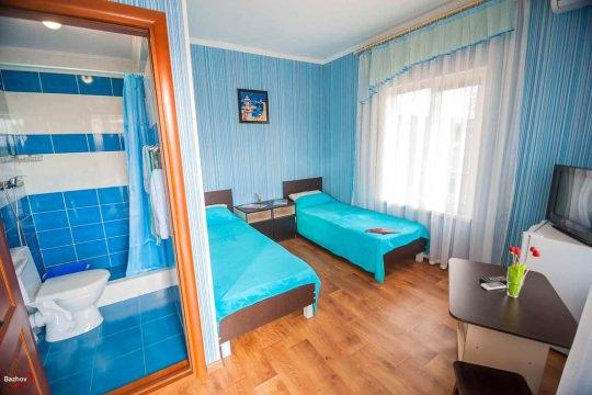 Отель «Ласточка 117» (Феодосия)